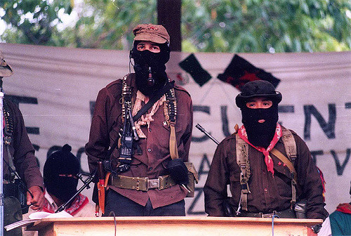 The Zapatistas (EZLN)