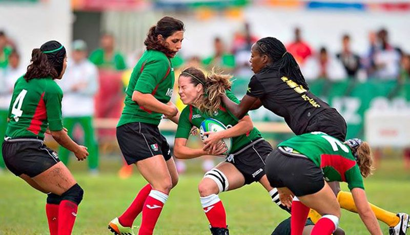 Mexico's Womens Team Heads To Rugby World Cup Sevens