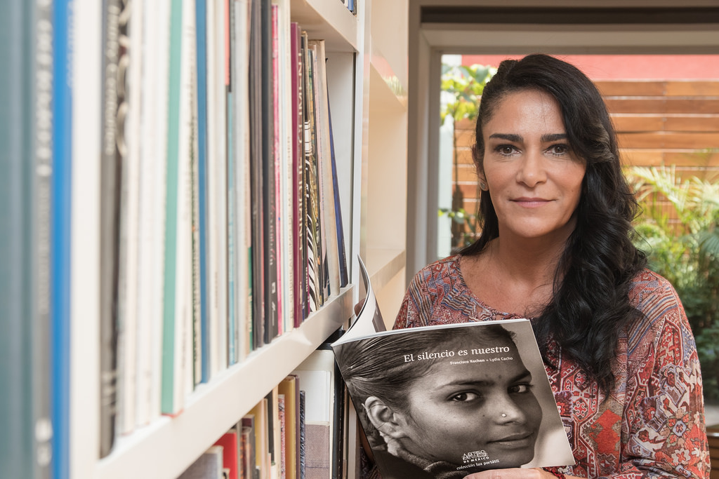 Lydia Cacho, one of Mexico's most threatened and most fearless voices