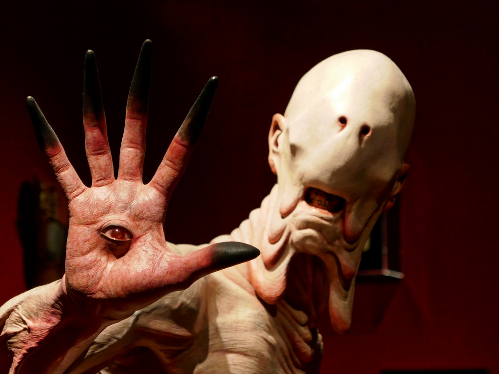 At home with monsters: Guillermo del Toro's creatures are coming home