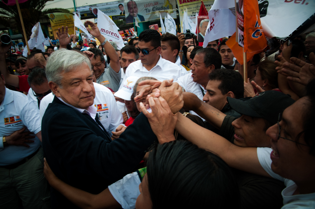 AMLO meets Guatemalan president to find a solution to ongoing migration crisis