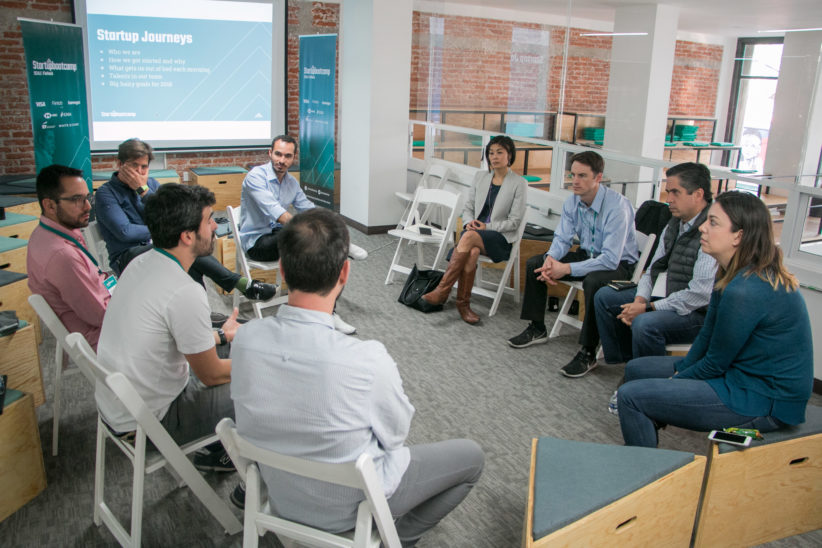 Startup bootcamp scale Mexico City Fintech