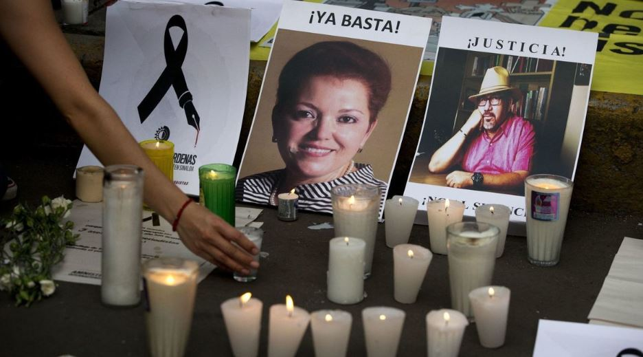 Man arrested in connection with murder of Chiapas journalist