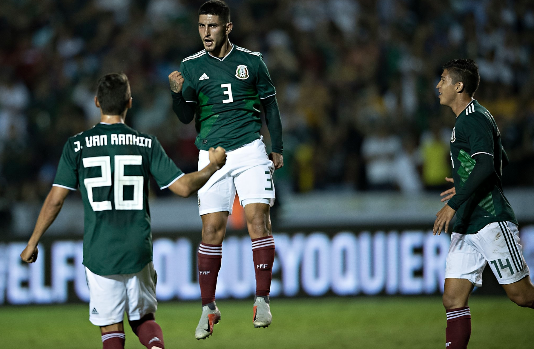 Mexico comes back to top Costa Rica 3-2 in home friendly