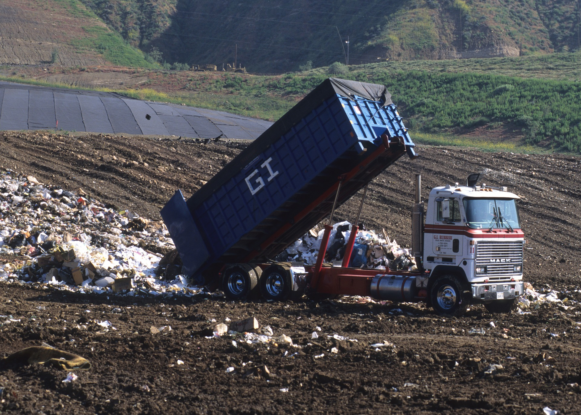 Mexico is Latin America's largest producer of waste rubbish