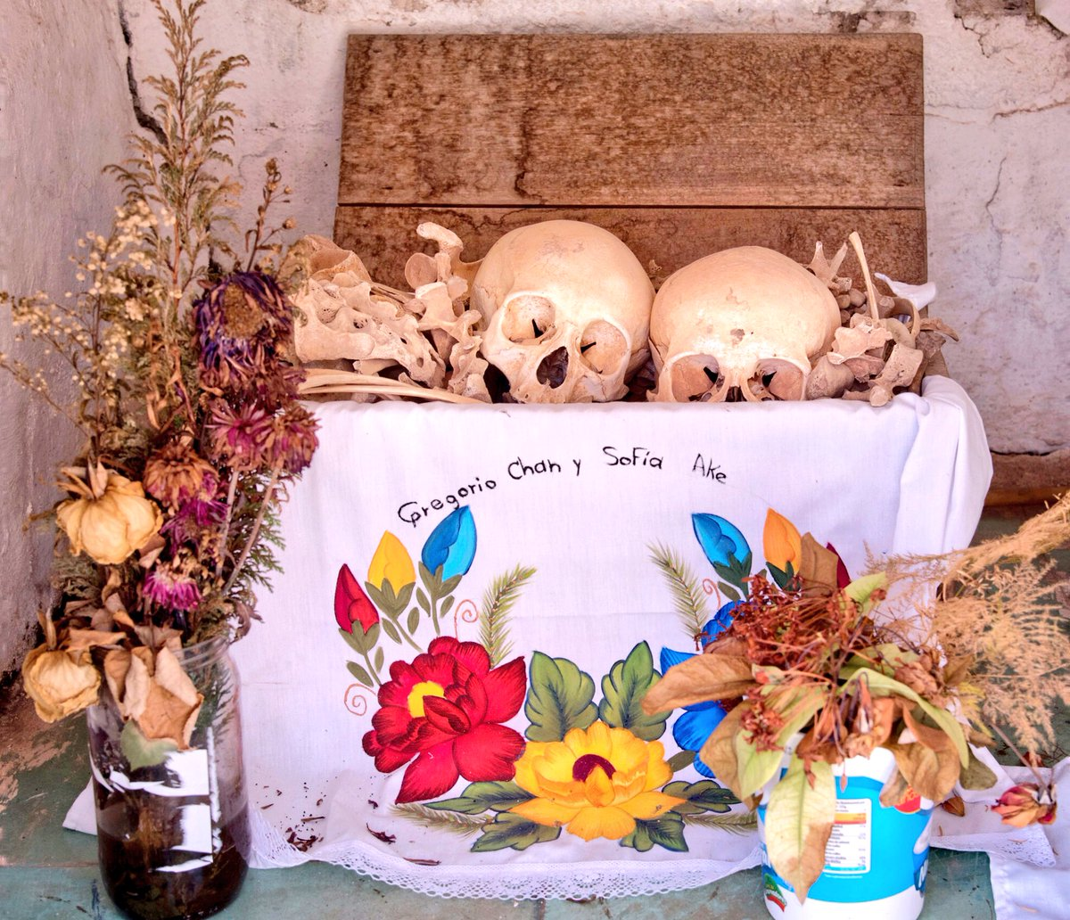 Dust off your skeletons: Welcome to the Mexican towns that clean their dearly departed
