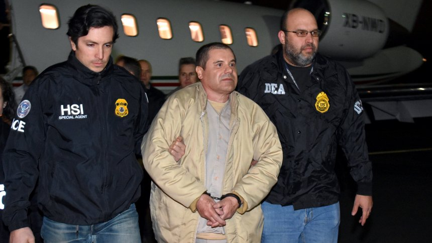 El Chapo Trial: Allegations of presidential bribery and testimonies from former cartel members