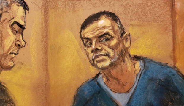 Chained, naked man detailed in most recent El Chapo testimony