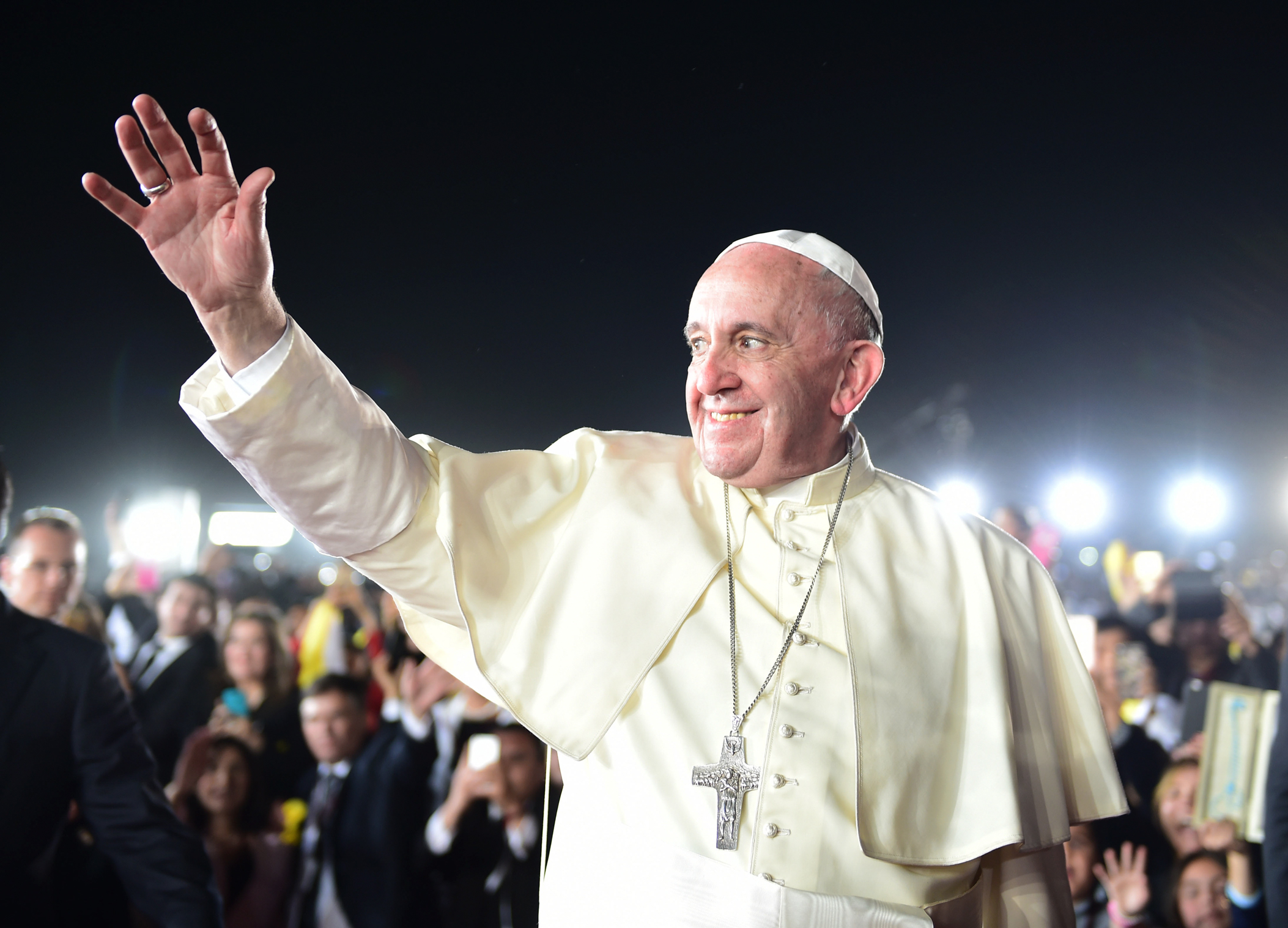 Former Mexican president, Felipe Calderón, among leaders to criticise Pope's speech
